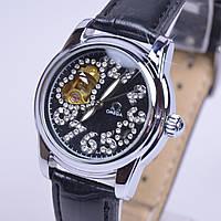 Женские часы  OMEGA скелетоны механика, фото 1