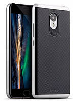 Чехол, бампер iPaky для смартфона Meizu M3 Note (SILVER)