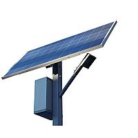 Автономный уличный LED светильник 30 Вт, (лето)