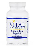 Green Tea Extract 80% 275 mg, 120 Capsules