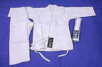 Кимоно карате айкидо детское рост от 110 см до 170 см