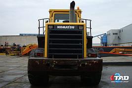 Фронтальный погрузчик Komatsu WA500-3 (2003 г) , фото 3