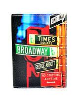 "Обложка на паспорт ""Бродвей"" Broadway"