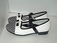 Школьные туфли для девочки, 22 см стелька