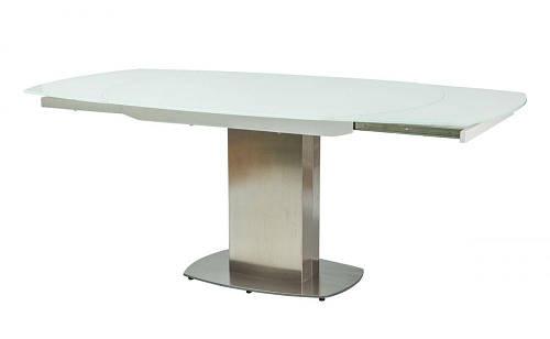 Стеклянный обеденный стол Luciano