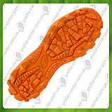 Туфли рабочие кожаные с металлическим носком URGENT 261 S1 (текстиль+натур.нубук), фото 4