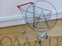 Тележки торговые для супермаркета JUNIOR 22 литра
