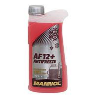 Антифриз   Mannol Antifreeze AF12+ -40°C 1L(концентрат)