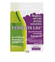 ДРОЖЖИ винные (Сушенные)  Fermivin LS2-для белого, красного и розового вина Biowin
