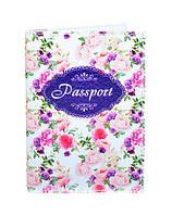 """Обложка на паспорт """"Винтаж"""""""