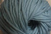 Толстая пряжа ручного прядения Пряжа для толстого вязания небо