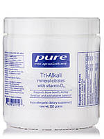 Три-Щелочи, Tri-Alkali, Pure Encapsulations, 352 грамм
