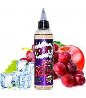 Жидкость для электронных сигарет BOOM! Liquid ЛЕДЯНОЙ ВИНОГРАД 120 ml