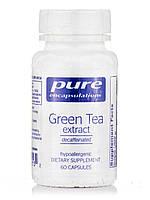 Green Tea Extract (decaffeinated), 60 Capsules