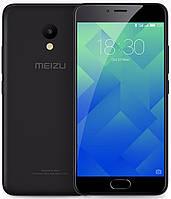 Meizu M5с * Черный * 2/16 ГБ * 8 ядерный + Чехол + Гарантия 6 месяцев