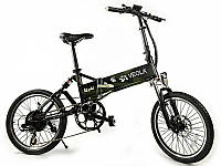 Электровелосипед VEOLA-GL 36В 250Вт литиевая батарея 8.8Ач
