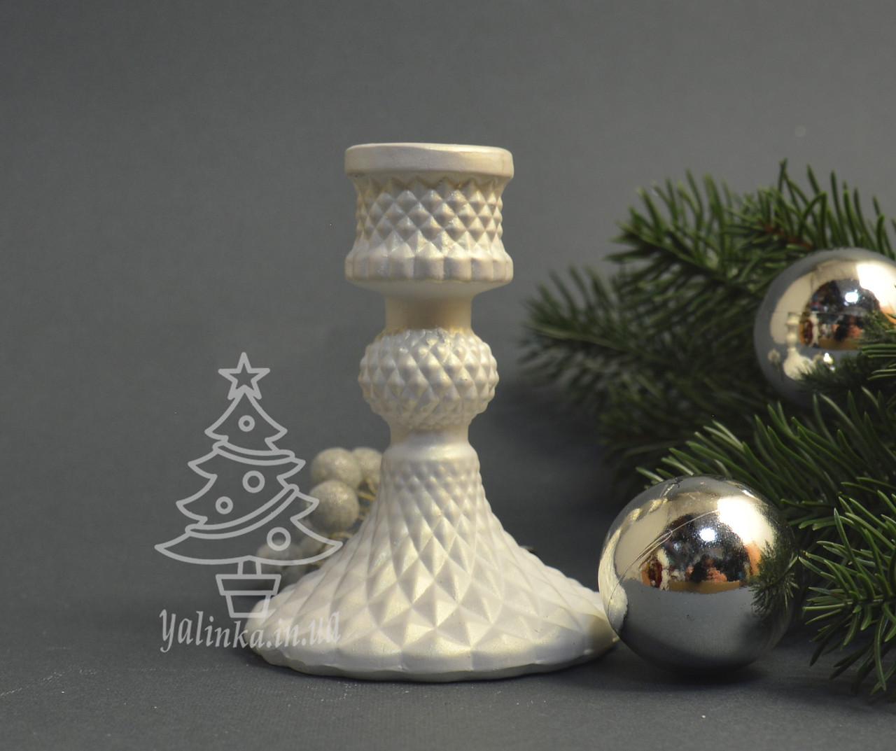 Подсвечник керамический средний 1757