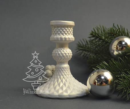 Подсвечник керамический средний 1757, фото 2