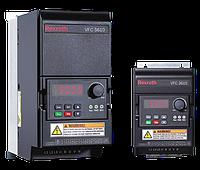 Преобразователь частоты VFC 5610 Bosch Rexroth  0.75 kW, 3 AC 380 - 480 V, 50/60 Hz, 2,3 A