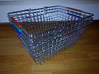 Покупательская корзина для супермаркета металлические
