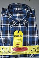 Мужская байковая (фланелевая) рубашка (размеры 39.40.41.45)