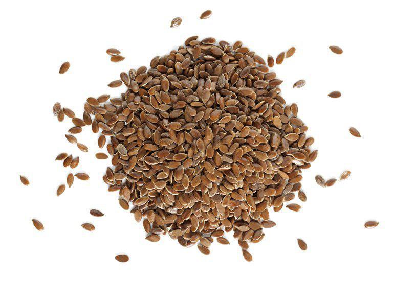 Насіння льону коричневі 500 г