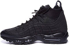 Мужские кроссовки Nike Air Max 95 Sneakerboot Black