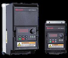 Преобразователи частоты VFC 5610 Трех фазные : 3 АС 400В от 0,4 до 90 кВт
