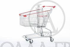 БУ Покупательские тележки, торговые тележки, тележки для супермаркета