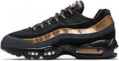 Мужские кроссовки Nike Air Max 95 Black/Gold