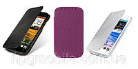 Чехол для HTC Desire SV T326e - Melkco Book leather case, кожаный, разные цвета