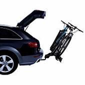 Велокрепление на автомобиль