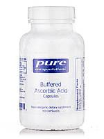 Buffered Ascorbic Acid, 90 Capsules, фото 1