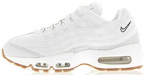 Женские кроссовки Nike Air Max 95 White, Найк Аир Макс 95, фото 2