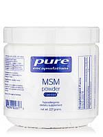 MSM Powder, 227 Grams, фото 1