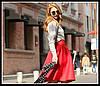 Длинная юбка солнце   (код 044)