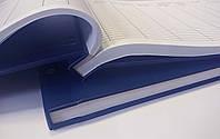 Журнал в твердом переплете. 150 лист.