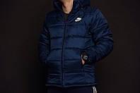 Куртка, ветровка, мастерка демисезонная, осенняя, зимняя Nike, Найк, ф3646