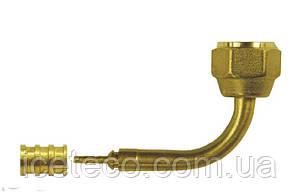 Фитинг 121 Cold-flex угловой 90° с гайкой ¼ к гибкой капиллярной трубке