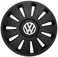 Колпак Колесный Volkswagen (черный) R16