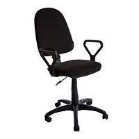 Кресло офисное Престиж Люкс А-1 черное N80308789