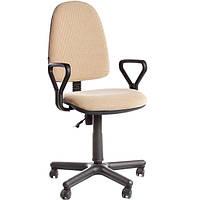 Кресло офисное Новый Стиль Prestige C-25 бежевый N80323899