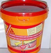 Адгезионная грунтовка для плотных, гладких  поверхностей Sika BetonKontakt  15кг