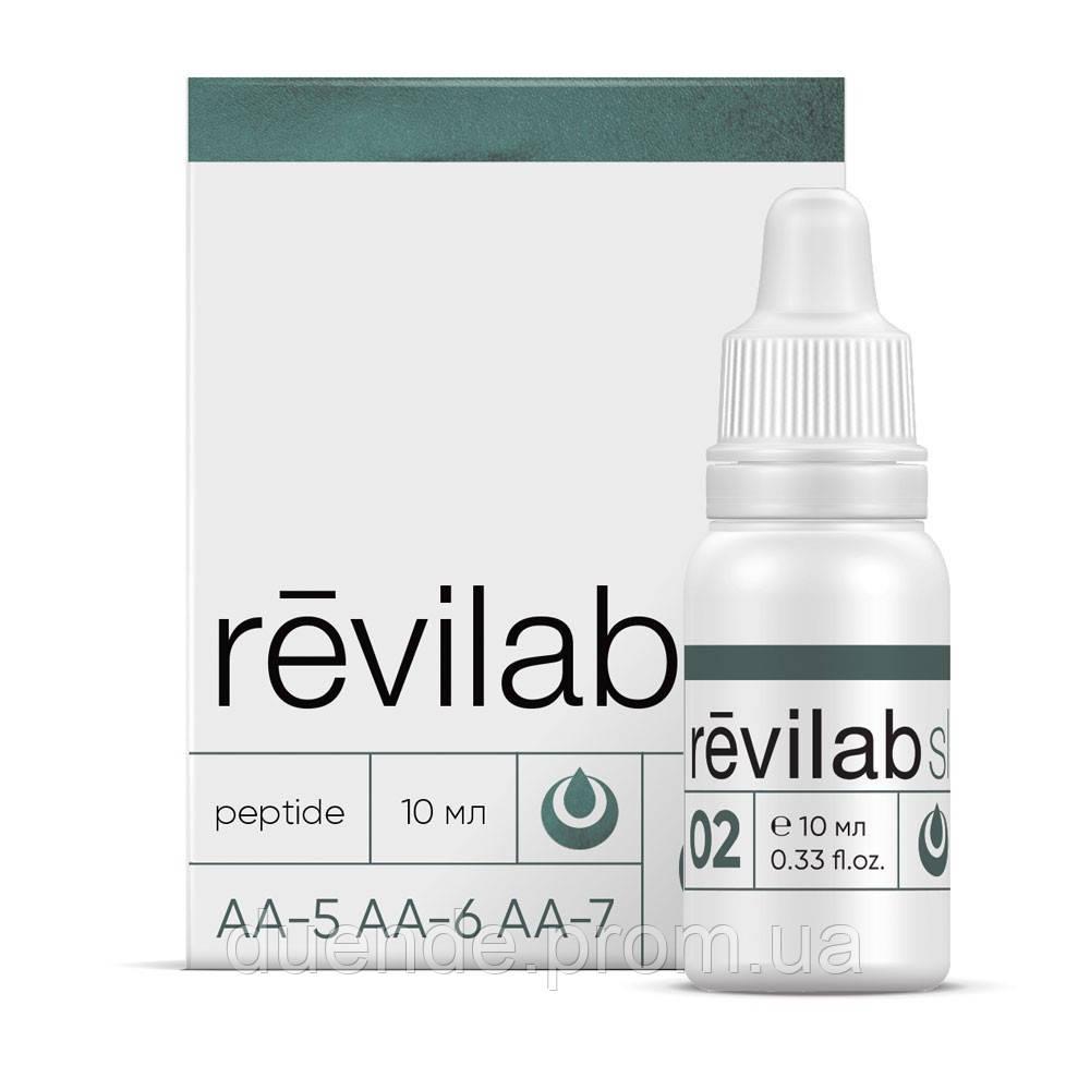 Пептидный комплекс Revilab SL № 02 - для нервной системы и глаза НПЦРИЗ