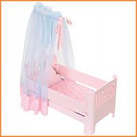 Интерактивная кроватка для куклы Сладкие Сны Baby Annabell Zapf Creation 700068