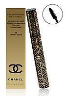 Тушь для ресниц Chanel Exceptionnal de Chanel Mascara Gel Irise Top Coat 20 Smoky Brun