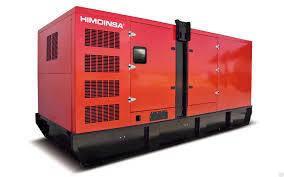 Дизельный генератор HIMOINSA HDW-700T5 DOOSAN (750 кВА), фото 2