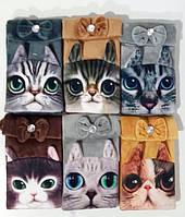 """Кошелёк сумка для телефона """" Любимые звери """" микс"""