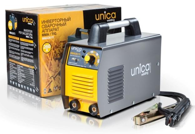 Зварювальний інвертор Unica-211Ti, фото 2