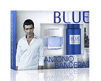 Antonio Banderas Seduction in Blue : EDT 50ml+ Deodorant 150ml